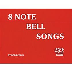 Rhythm Band 8-Note Bell Songs Book (RB7014)
