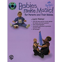 Rhythm Band Babies Make Music! (Parents' Book/CD) (BMR07004CD)