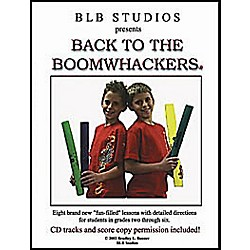 Rhythm Band Back to the Boomwhackers Book (BB201)
