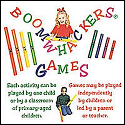 Rhythm Band Boomwhackers Games CD (BB200)