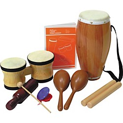 Rhythm Band Elementary Latin Rhythm Set (RB1450)