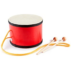 Rhythm Band Indian Tom Tom with Mallets (RB1014)