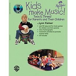 Rhythm Band Kids Make Music! Twos and Threes! (Parents' Book/CD) (BMR07006CD)