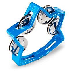 Rhythm Band Littlestar Tambourine (RB184B)