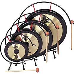 Rhythm Band Oriental Table Gongs (RB1072)