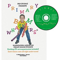 Rhythm Band Primary Boomwhackers Book/CD (BB107)