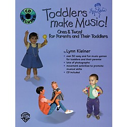 Rhythm Band Toddlers Make Music! Ones and Twos (Parents' Book/CD) (BMR07005CD)