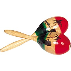 Rhythm Band Wood Maracas (RB1201)