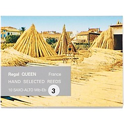 Rigotti Queen Reeds for Alto Saxophone (QSA3)