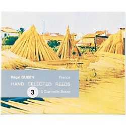 Rigotti Queen Reeds for Bass Clarinet (QCB4)