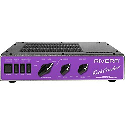 Rivera RockCrusher Power Attenuator (USED004001 ROCKCRUSHERPUR)