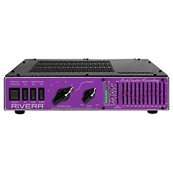 Rivera RockCrusher Recording Power Attenuator / Load Box / Speaker Emulator (USED004000 RockcrusherREC)