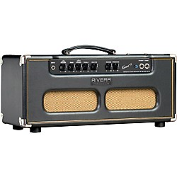 Rivera Venus 3 Out of Prodcution Model Top 15W Tube Guitar Amp Head (USED004000 VENUS315HEADBL)