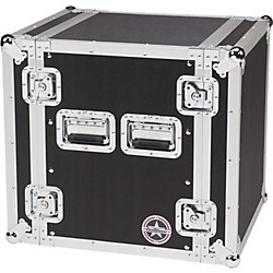Road Runner Deluxe 12U Amplifier Rack Case (12RRUAD)