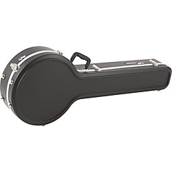 Road Runner RRMBJO ABS Molded Banjo Case (RRMBJO)