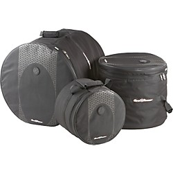 Road Runner Touring 3-Piece Drum Gig Bag Set (RDBS1)