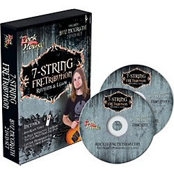 Rock House 7-String Fretribution Rhythyms & Leads 2 DVD Set (14037725)