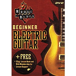 Rock House Beginner Electric Guitar (DVD) (14027232)