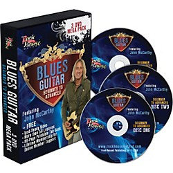 Rock House Blues 3 DVD Mega Pack (14041258)
