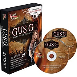 Rock House Gus G. Lead & Rhythm Techniques 2 DVD Set (14037751)