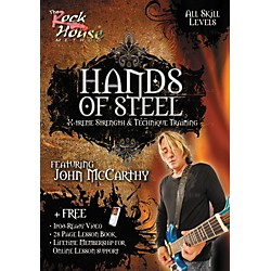 Rock House Hands of Steel - X-Treme Strength & Technique Training, Featuring John McCarthy (DVD) (14014393)