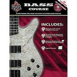 Rock House House Of Blues Bass Guitar Course (Book/CD) (102636)