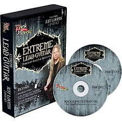 Rock House Jeff Loomis Extreme Lead Guitar: Dissonet Scales & Arpeggios (14037626)