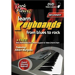 Rock House Learn Keyboards from Blues to Rock - Beginner (DVD) (14027245)