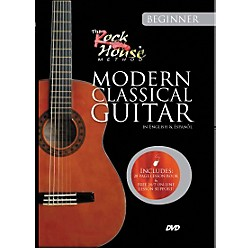Rock House Learn Modern Classical Guitar (Beginner) DVD (14027251)