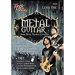 Rock House Metal Guitar - Dark Metal, Triads & Chugging Level 1, Featuring Ravi Bhadriraju and Bobby Thompson ( (14022170)