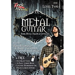Rock House Metal Guitar- Dark Metal, Triads & Chugging Level 2, Featuring Ravi Bhadriraju and Bobby Thompson (D (14022171)