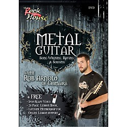 Rock House Metal Guitar, Song Writing, Riffing and Soloing With Rob Arnold of Chimaira DVD (14027257)