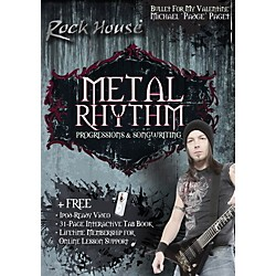 "Rock House Micheal ""Padge"" Paget - Metal Rhythym, Progressions & Song Writing DVD (14028737)"