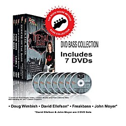 Rock House The Rock House Method - Bass DVD Collection (114521)