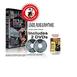 Rock House The Rock House Method - Dan Jacobs DVD Collection (114517)
