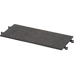 Rock N Roller Carpeted Shelf for R2 Cart (RSH2)