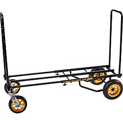 Rock N Roller Multi-Cart 8-in-1 Equipment Transporter Cart (R12RT)