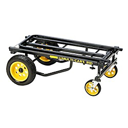 Rock N Roller Multi-Cart 8-in-1 Equipment Transporter Cart (R10RT)