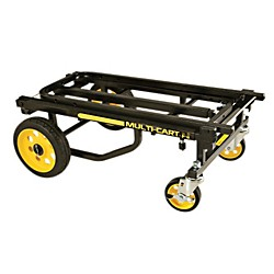 Rock N Roller Multi-Cart 8-in-1 Equipment Transporter Cart (R8RT)