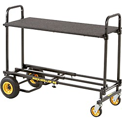 Rock N Roller R6RT 8-in-1 Mini Multi-Cart With Shelf (R6SHELF)