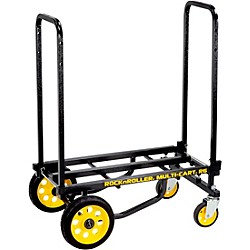 Rock N Roller R6RT Multi-Cart 8-in-1 Equipment Transporter Cart (R6RT)