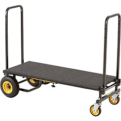 Rock N Roller R8RT 8-in1 Mid Multi-Cart with Desk (R8DECK)