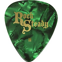 Rock Steady Celluloid Guitar Picks - 1 Dozen (RPCHG)