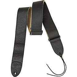 Rock Steady RSL01 Leather Guitar Strap (RSL01)