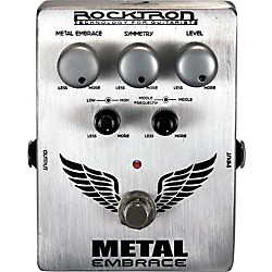 Rocktron Metal Embrace Distortion Guitar Effects Pedal (USED004000 001-1640)