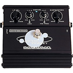 Rocktron Metal Planet Distortion Pedal (USED004000 001-1413)
