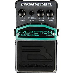 Rocktron Reaction Digital Delay Guitar Effects Pedal (USED004000 001-1624)