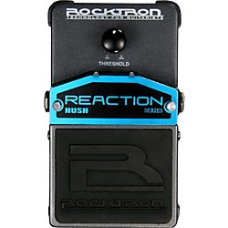 Rocktron Reaction HUSH Noise Reduction Guitar Effects Pedal (USED004000 001-1629)
