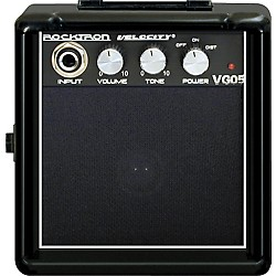 Rocktron Velocity Series VG05 Battery Powered Guitar Combo Amp (USED004000 001-1441)