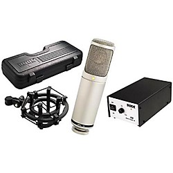 Rode Microphones K2 Variable-Pattern Tube Microphone (K2)